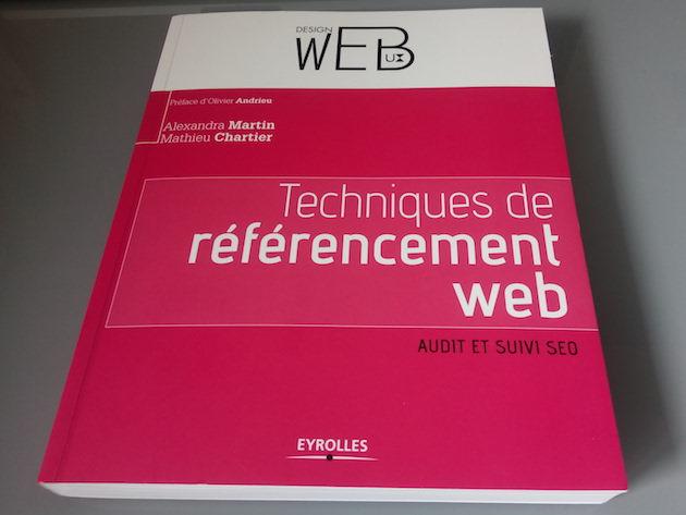 Livre techniques référencement web